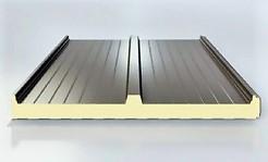 Panel sandwich aislante de cubiertas