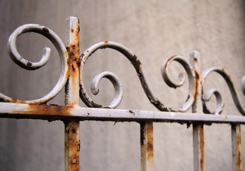 Forja oxidada